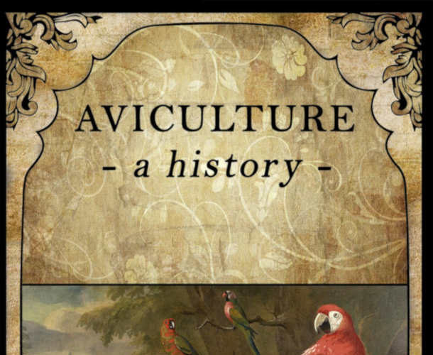 New book on aviculture