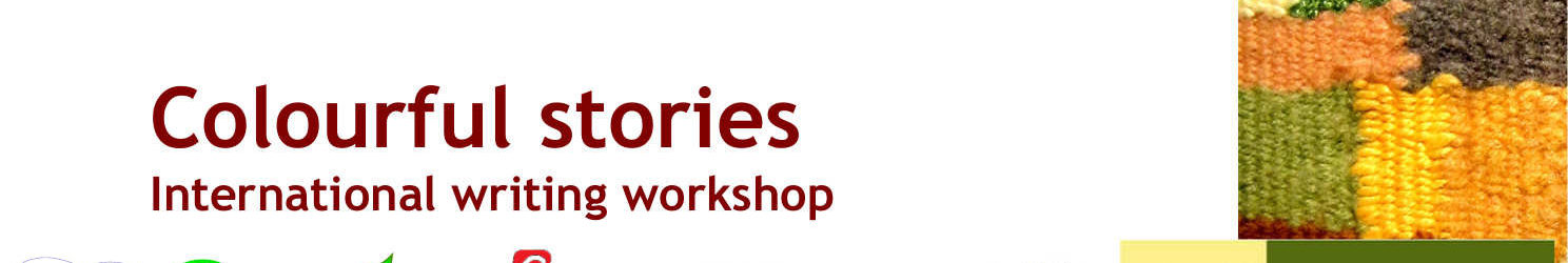 Colourful stories: Story sharing workshop 8-10 April 2019