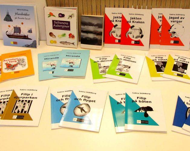 Lättlästa böcker översätts till serbiska