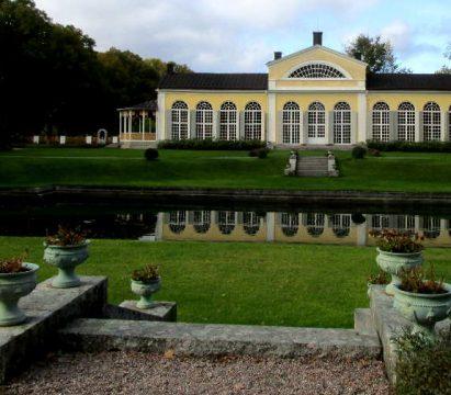 Författarbesök i Sverige